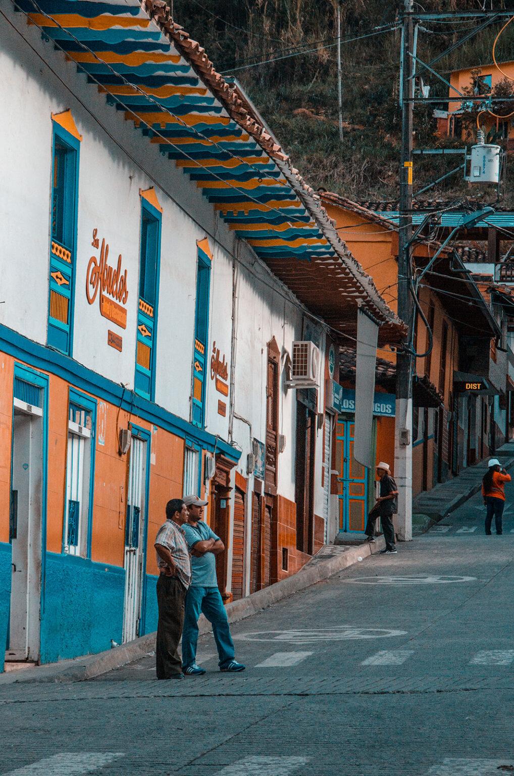 Salgar, Colombia.